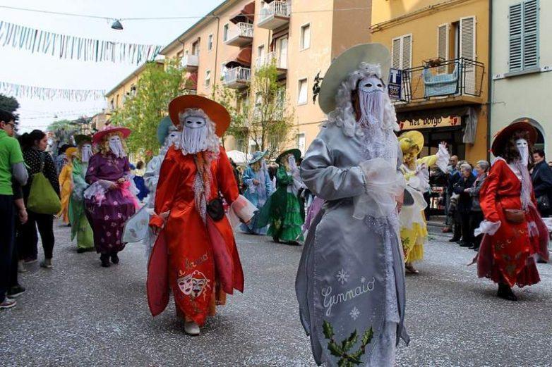 Feste di Carnevale in Italia