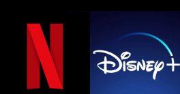 Netflix vs Disney+